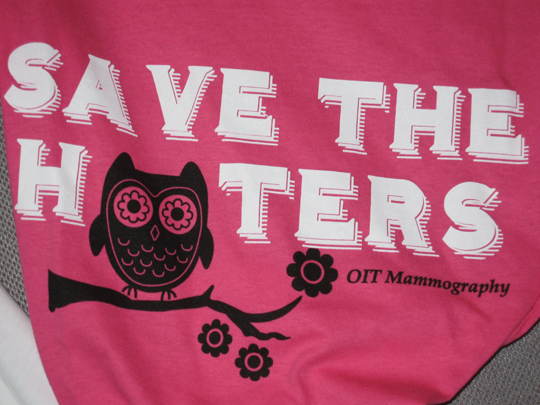 Be Aware ... It's National Breast Cancer Awareness Month!