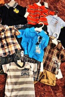 Titus' clothes