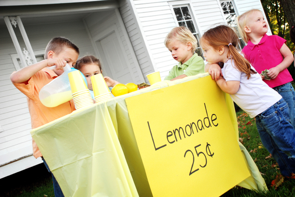 How a Lemonade Stand Can Change Your Child's Life