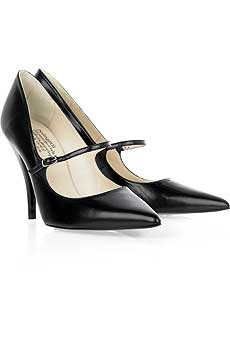 Pedro Gracia Ninette Leather Pumps